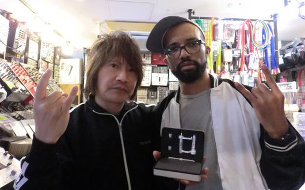 J ROCC @Tokyo with TARUYA cartridge