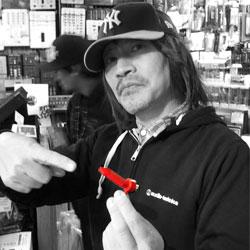 Taruya  & Disc Jam's     Funky President    TSUYOSHI ABE.