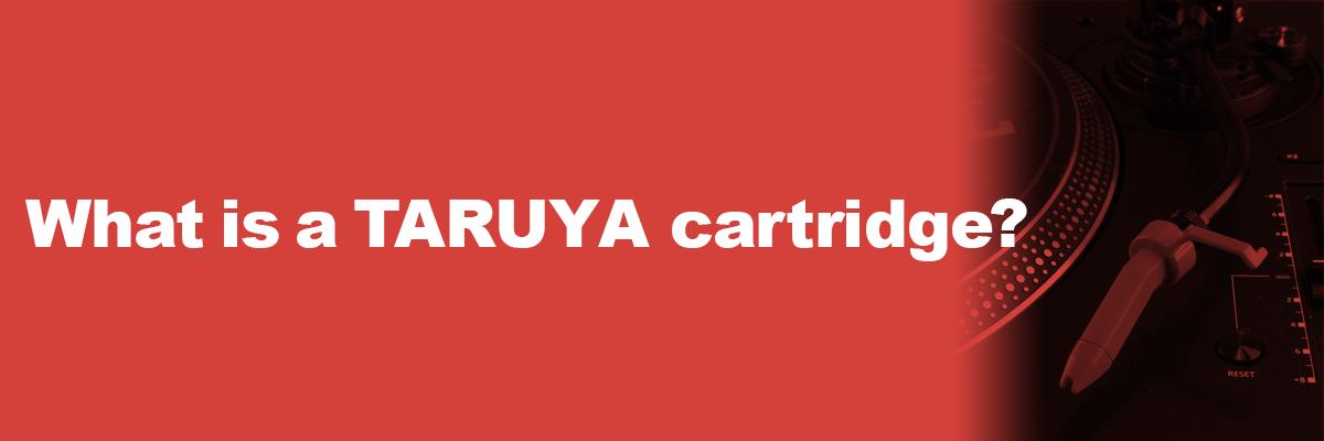 What is a Taruya Cartridge image